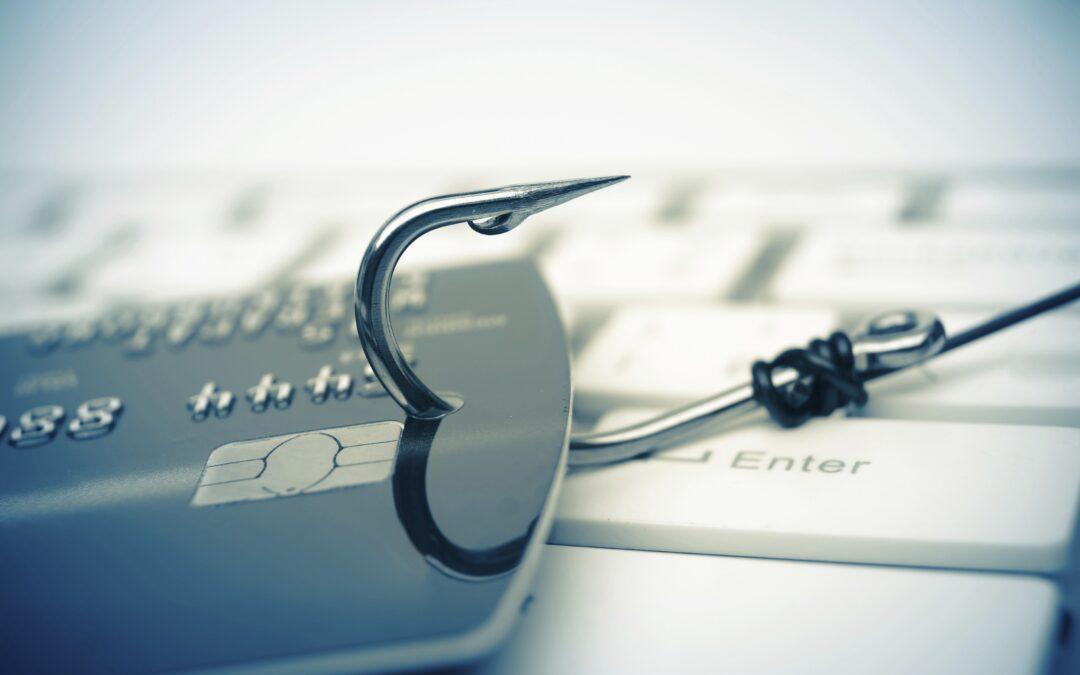 Phishing email FCA warning
